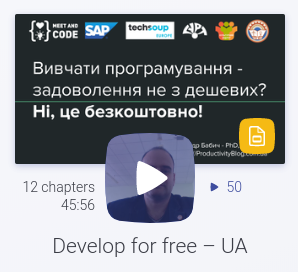 Free-slides